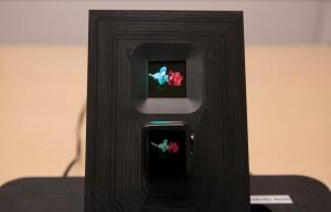 Glo: MicroLED vs OLED, LTPS demo 2019