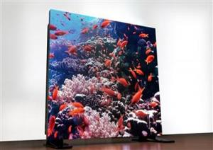 ITRI 16.7-inch microLED display module (CES 2020 photo)