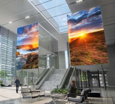 Sony Crystal-LED B & C series, 2021 - corporate installation photo